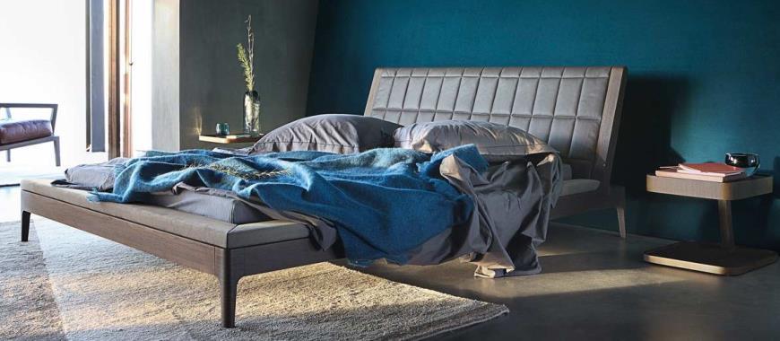 Interior art design arredare con il colore blu alla for Arredare con il colore