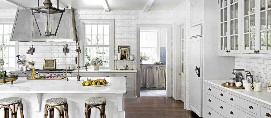 Interior art design arredare la casa di citt in stile for Arredare in stile country