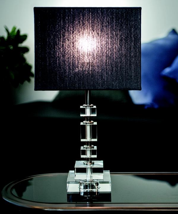 Lampada Da Tavolo Brick D24 Trasparente Br1111 C102 Interior Art Design
