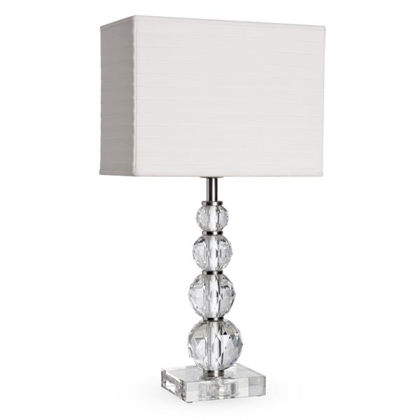 Lampada Da Tavolo Galaxy D24 Trasparente Gl1111 D104 Interior Art Design