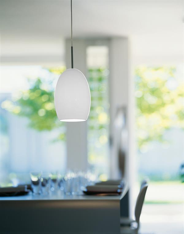 EGG SO1, lampadata da soffitto 1 luce