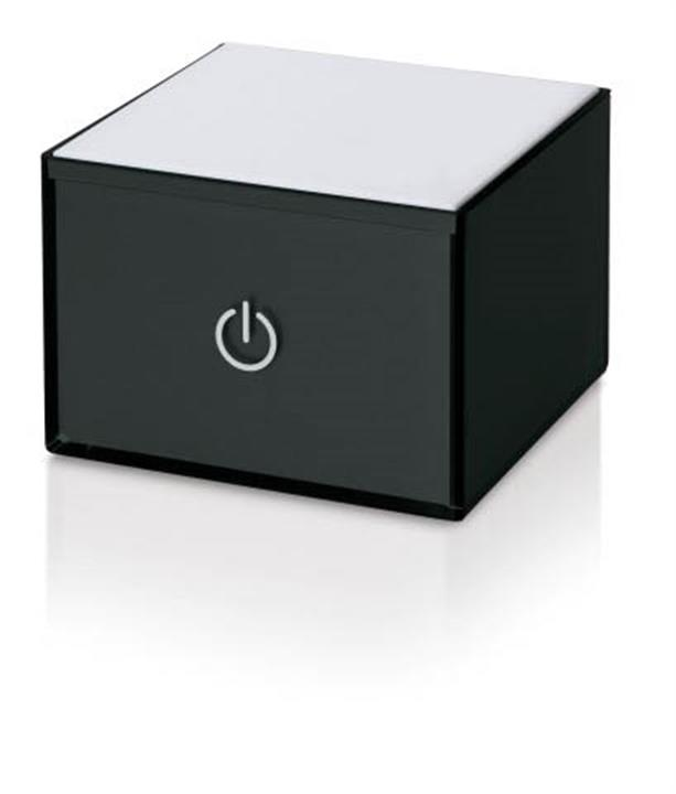 Lampada USBOX dispositivo, nero Cod 0910510