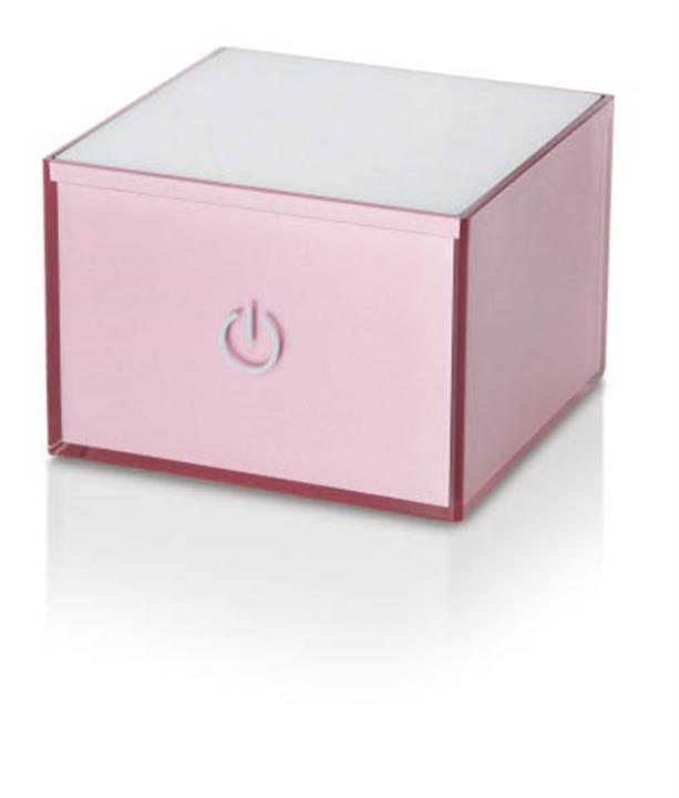 Lampada USBOX dispositivo, rosa Cod 0910584